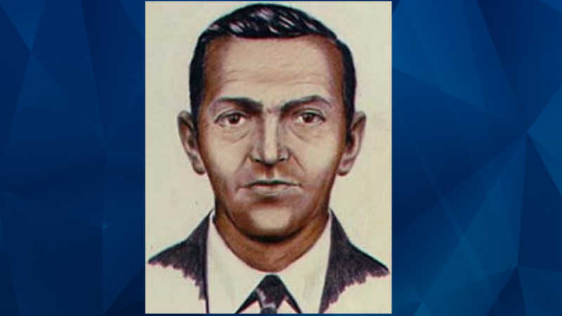 D.B. Cooper Most Wanted photo