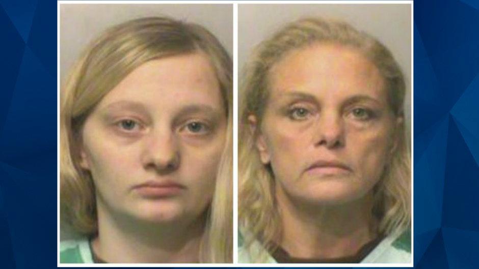 mom daughter arrest