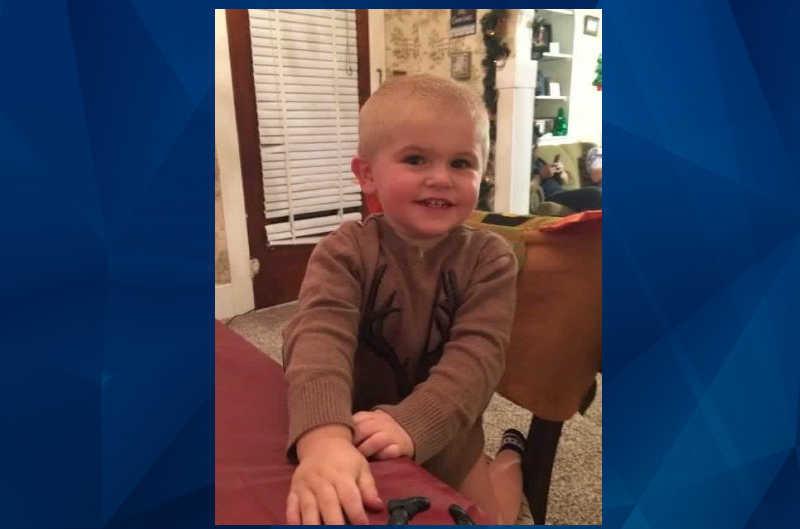 toddler missing Kentucky