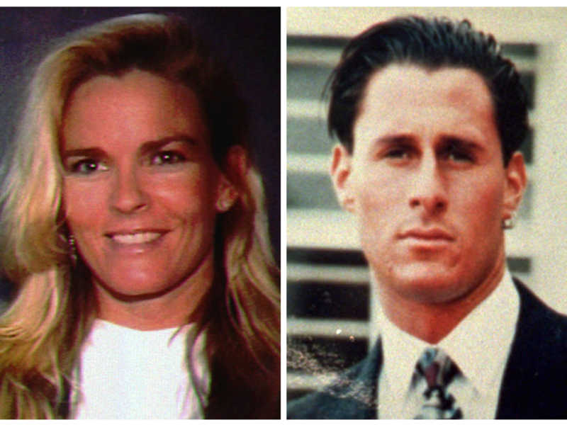 Nicole Brown Simpson, Ron Goldman