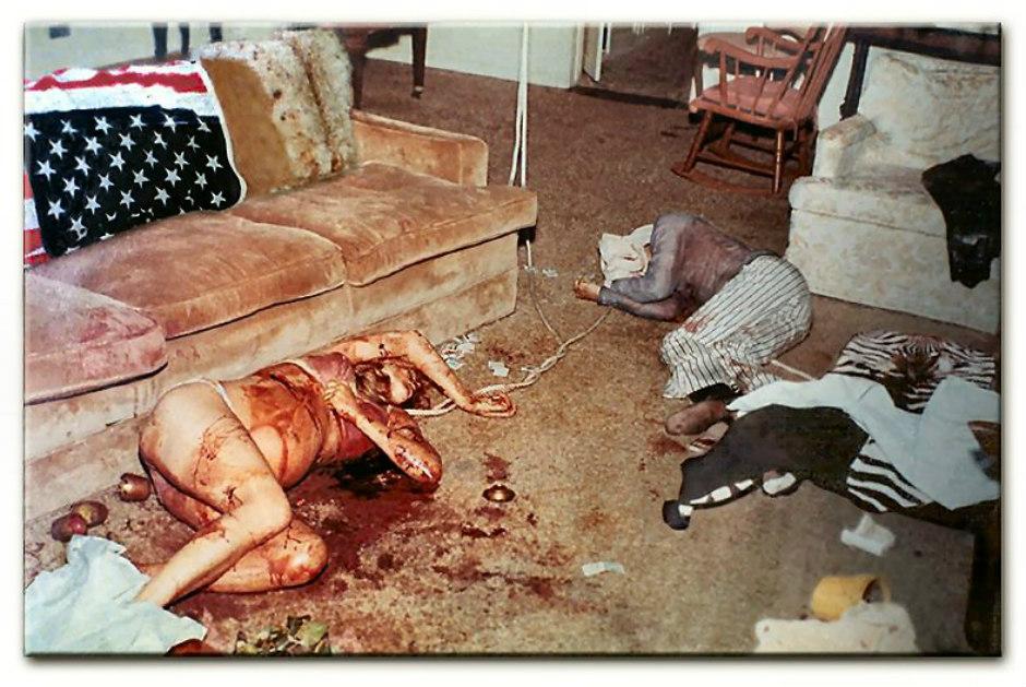 Manson Family Cielo Drive Murders: Graphic crime scene