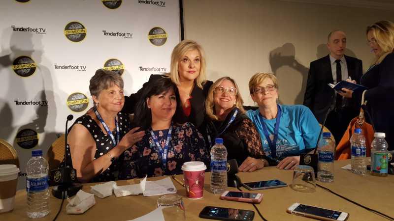 Nancy Grace and Golden State Killer survivors
