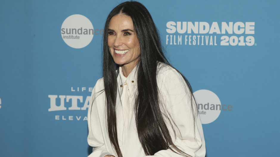 SEE IT: Demi Moore say...