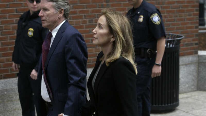 Felicity Huffman federal court
