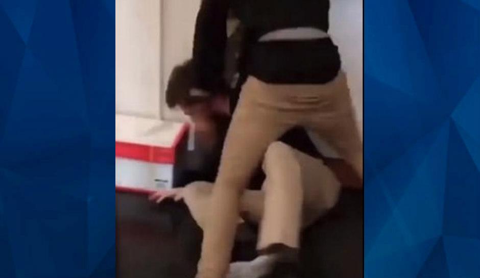 Douglass High School student attack
