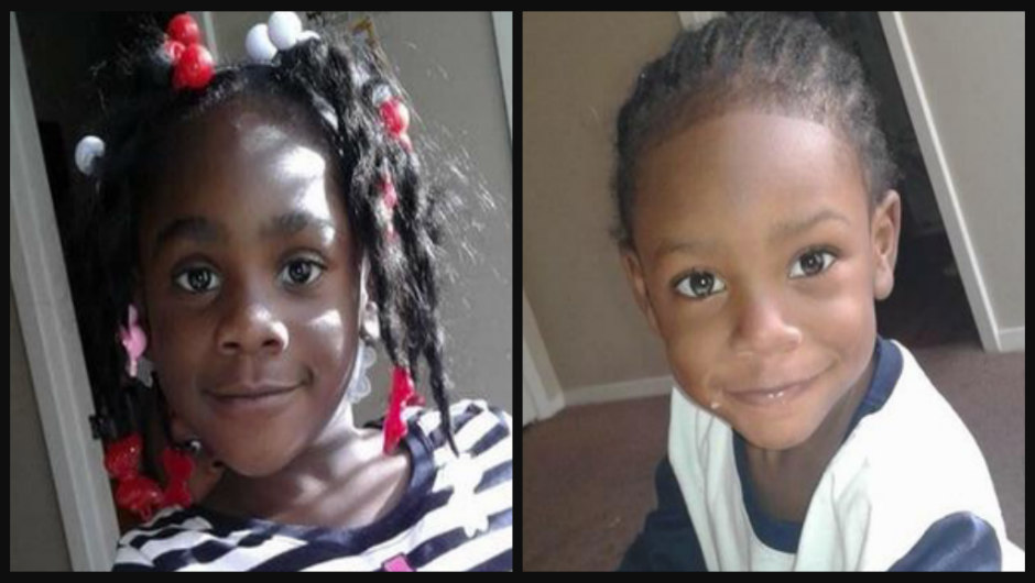 A'Laylaih Fisher and Elijah Fisher