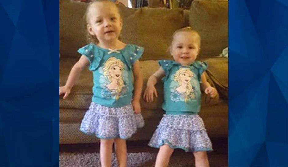 Peyton Keyes and Raelynn Keyes