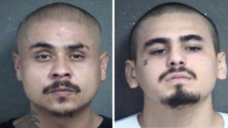 Kansas city shooting suspects