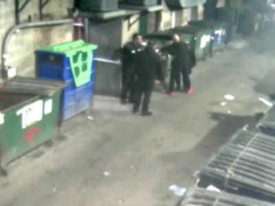 El Hefe security footage