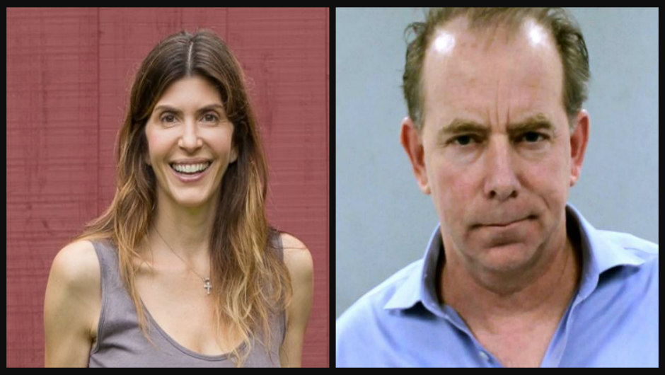 Kent Mawhinney and Jennifer Dulos