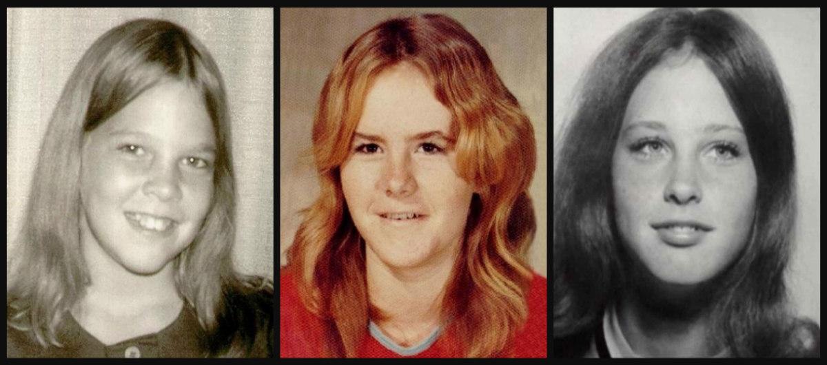 Rachel Trlica, Renee Wilson, and Julie Ann Moseley