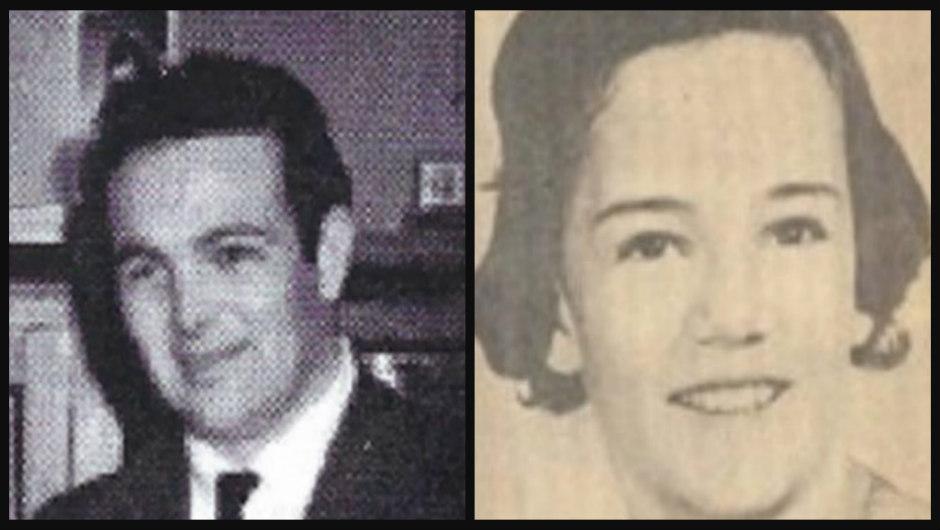 James Raymond Taylor and Peggy Beck