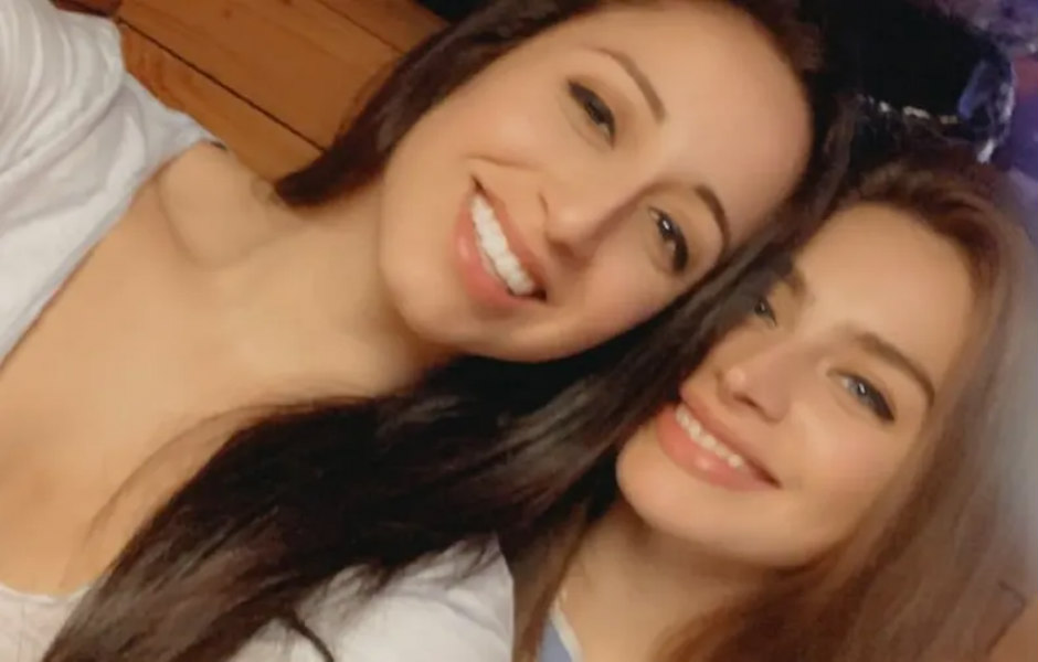 Stephanie Mayorga and Paige Escalera