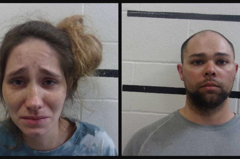Ashley Dawn Marie Schardein, 24, and Billy James Menees, 27