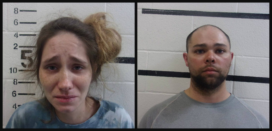 Ashley Dawn Marie Schardein, 24, and Billy James Menees, 27