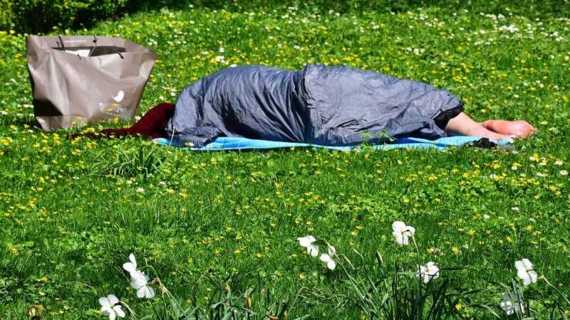 homeless poisoned