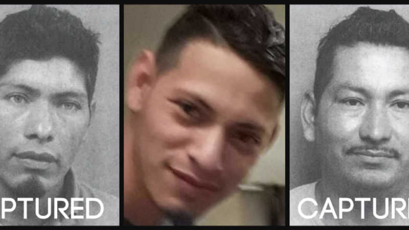 Wilmer, Elder Paz-Perez and Raul Paz-Perez