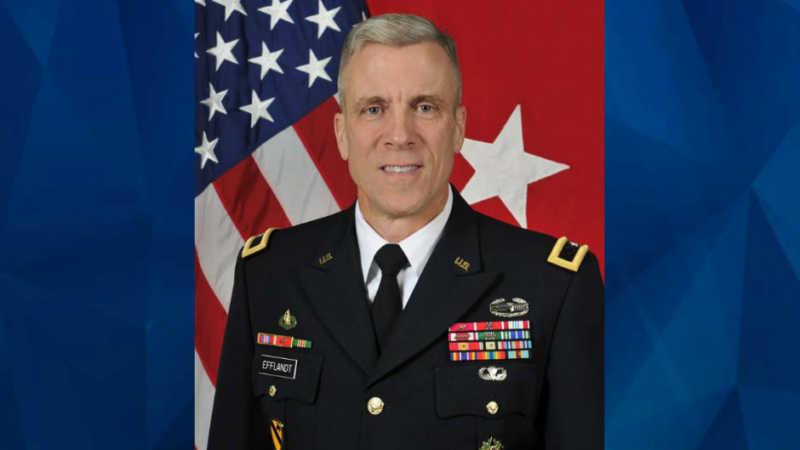 Major General Scott Efflandt