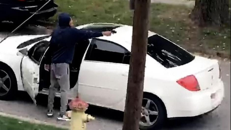 suspect shooting at children