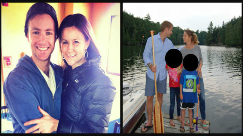 Pierce Tone and family