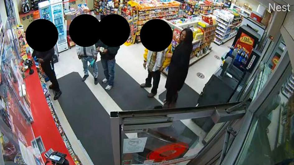 convenience store attack St. Louis