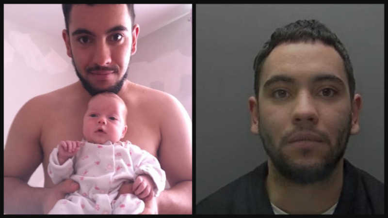 Mom's boyfriend murders 3-month-old girl after she starts to resemble her biological father