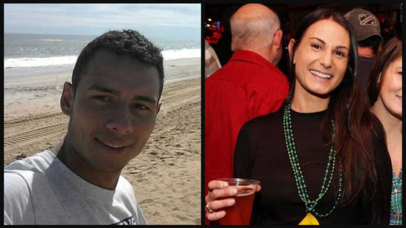 John James Usma Quintero and Lisa Rooney