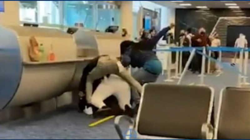 Miami brawl
