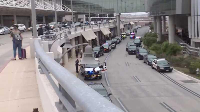 San Antonio airport shooting