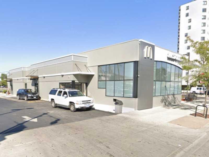 Homan Square McDonald's