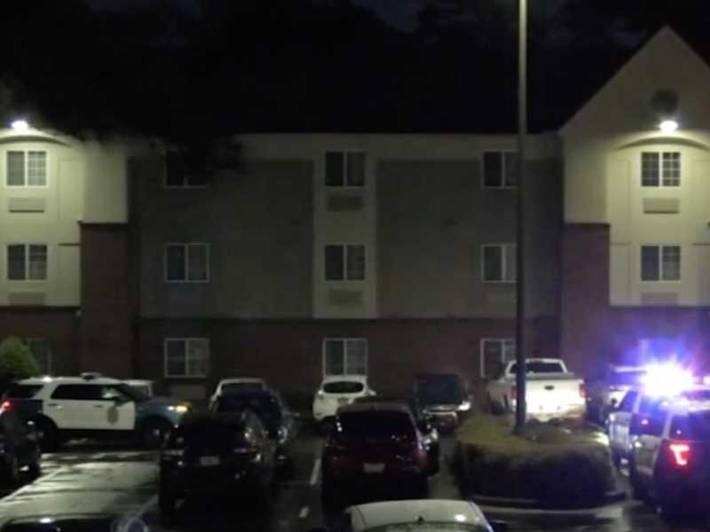 child killed at hotel