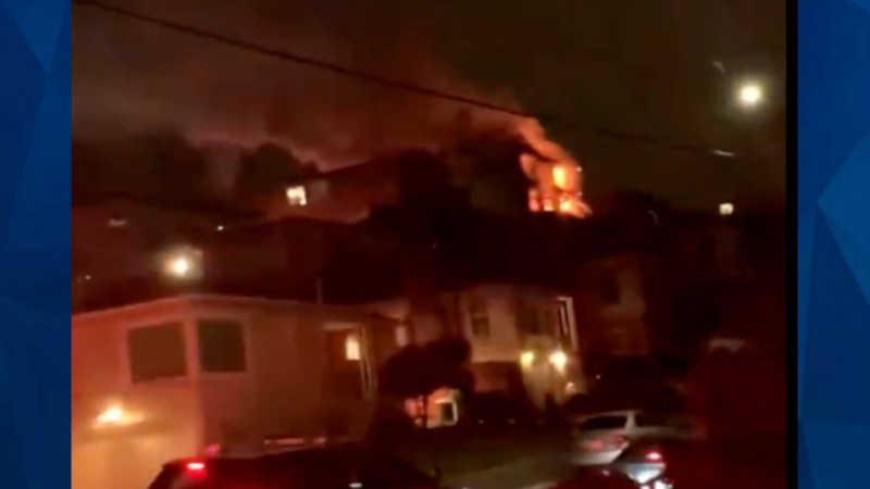 oakland arson