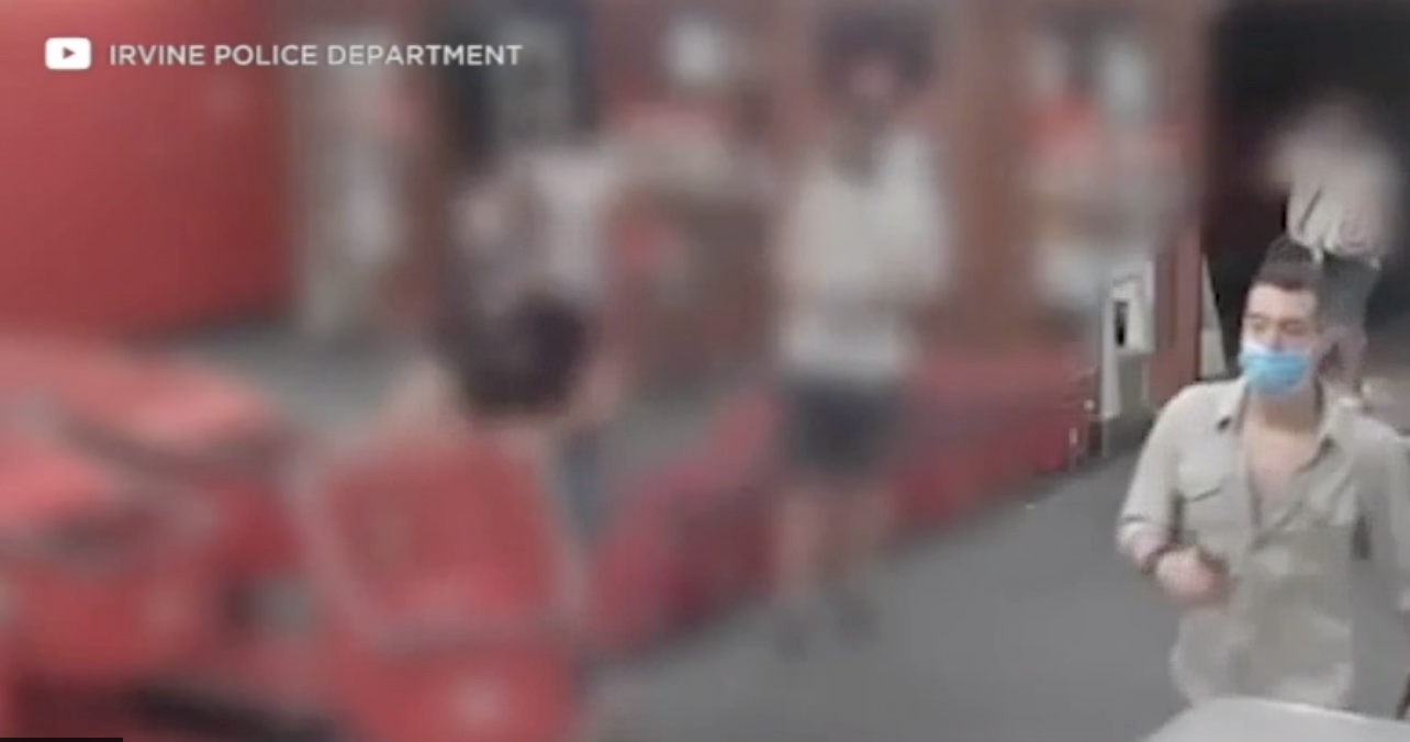 11-year-old groped at target