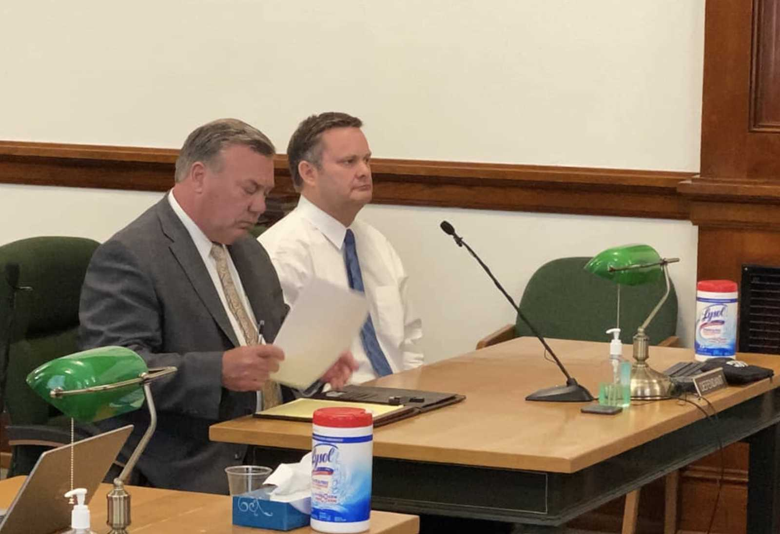 Chad Daybell hearing