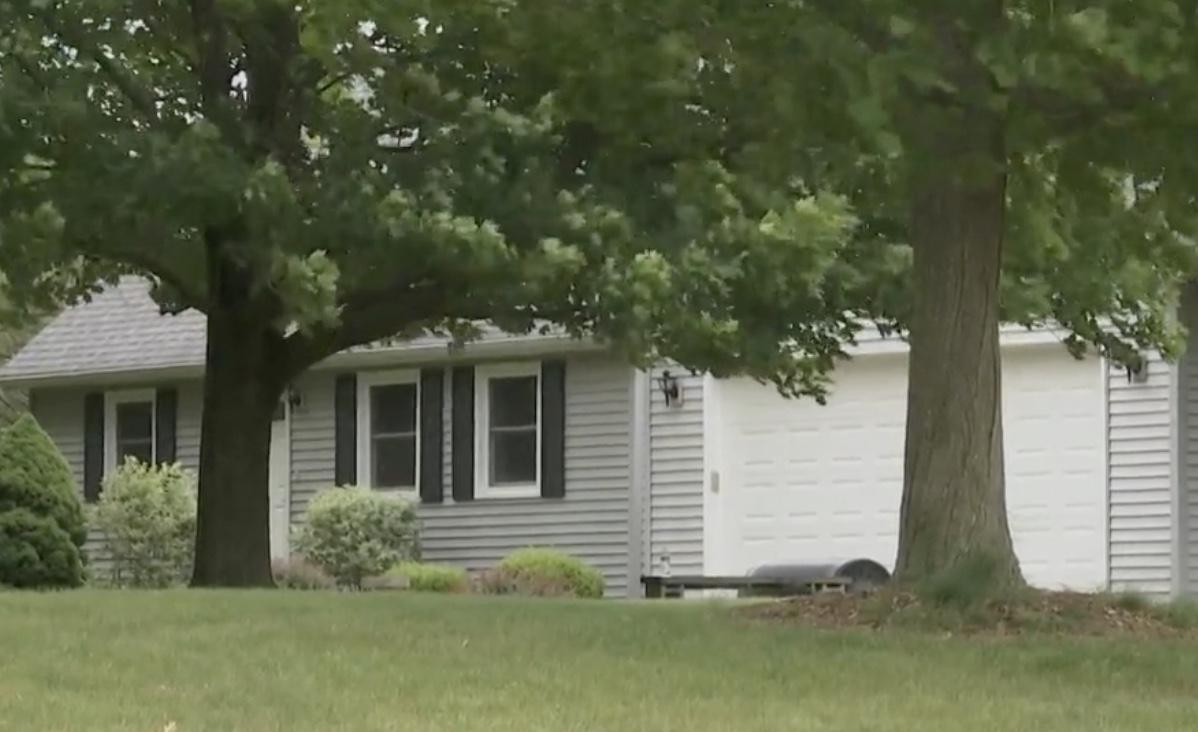 elderly man found dead on father's day