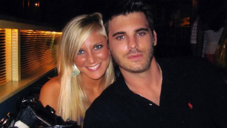 Shayna Hubers and Ryan Poston