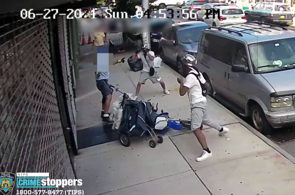 mail carrier attack