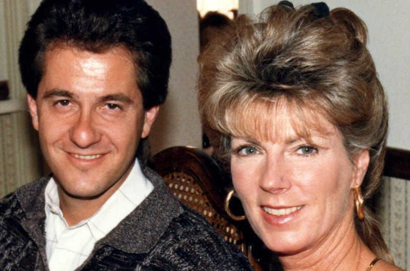 Paul Curry and Linda Kinkade