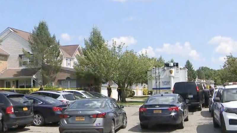 Long Island triple slaying