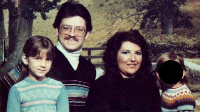Bruce and Debra Bennett and their children