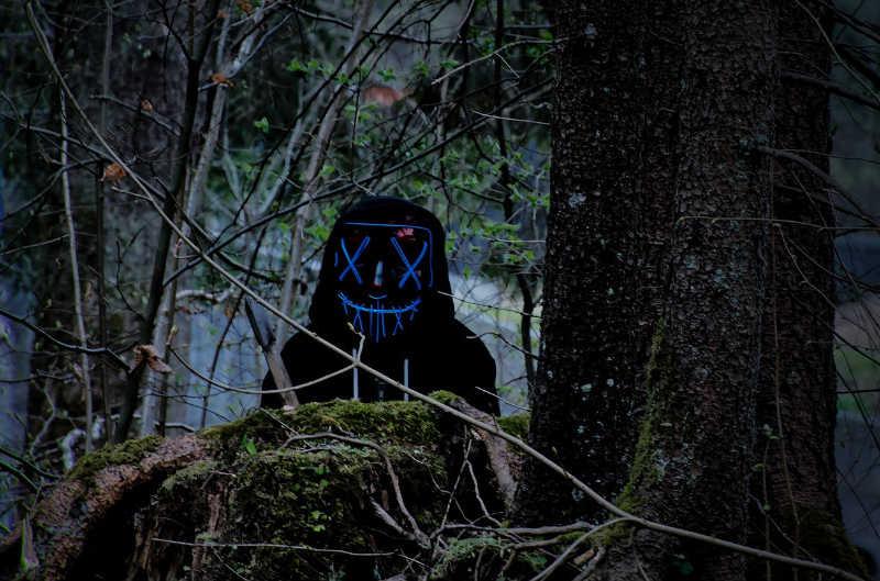 scary Purge mask